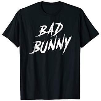 New Bad Bunny Custom T Shirt