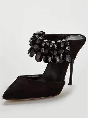 Carvela Gallileo Mule Heeled Shoe