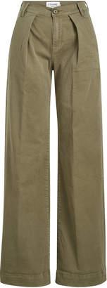 Frame Service Wide Leg Pants