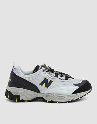 New Balance 801 AT Sneaker in Grey/Black