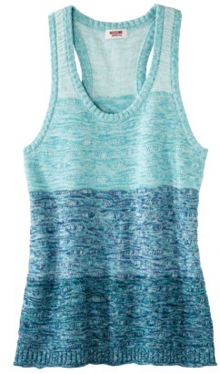 Mossimo Juniors Scoop Neck Sweater Tank - Assorted Colors