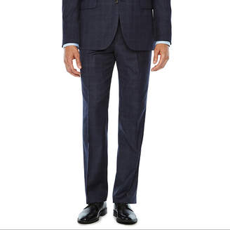 STAFFORD Stafford Plaid Classic Fit Suit Jacket