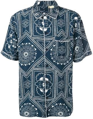 Levi's printed short sleeve shirt