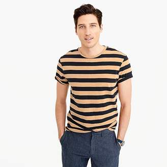 J.Crew Garment-dyed T-shirt in stripe