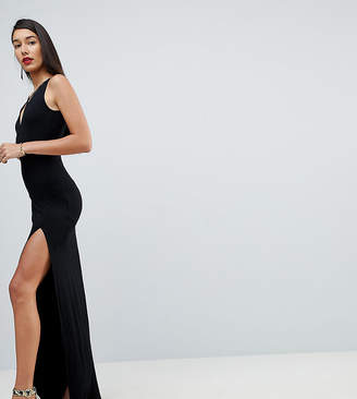 Asos Tall TALL Maxi Dress with Strappy Detail