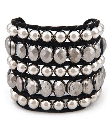 Cara Accessories Biker Chic Bracelet