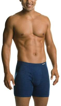 Hanes Men's FreshIQ ComfortSoft Waistband Boxer Brief 5-Pack