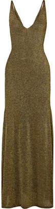 Missoni Lurex Maxi Dress - Metallic