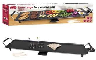 Quest Extra Large 90Cm Teppanyaki Grill With Accessories