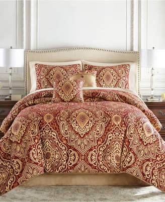Croscill Pamina 6pc King Comforter Set