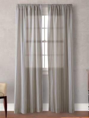 Tommy Bahama Sandy Coast Pole Top Pair of Curtains