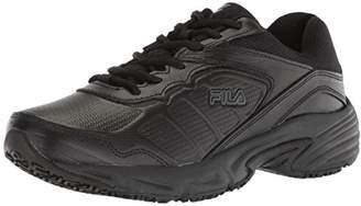 Fila Women's Memory Runtronic 2 Slip Resistant Running Shoe