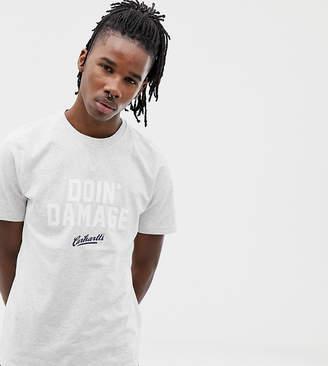 Carhartt WIP short sleeved doin' damage t-shirt