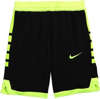 Nike Dry Elite Stripe Athletic Shorts