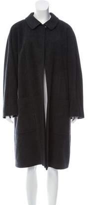 Rena Lange Wool Oversize Coat
