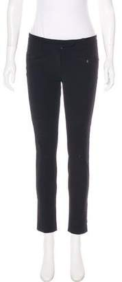 True Royal Mid-Rise Skinny Pants