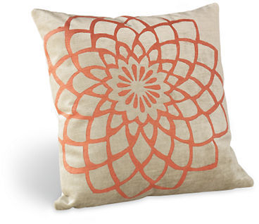 Mum Orange Pillow