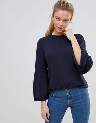 Only Sana Bell Sleeved Knit Sweater