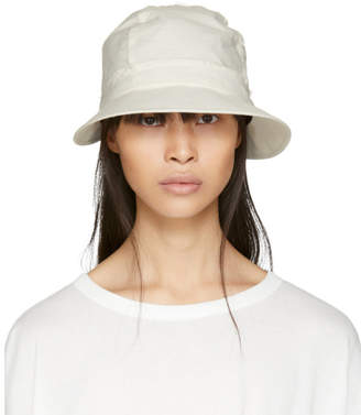 Y's Ys White Four Seam Cap