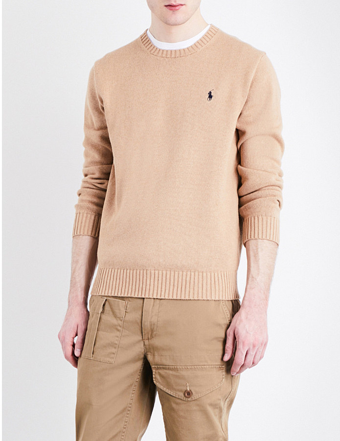 Polo Ralph Lauren Polo Ralph Lauren Crewneck pure-cotton jumper