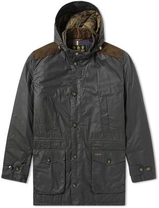 Barbour Crieff Wax Jacket