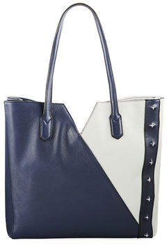 Sam Edelman Emery Colorblock Leather Tote Bag