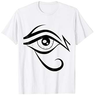Ancient Heiroglyphic Eye T Shirt