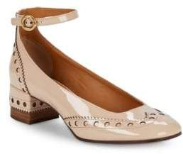 Perry Leather Pumps