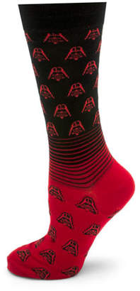 Cufflinks Inc. Star Wars Darth Vader Fade Socks