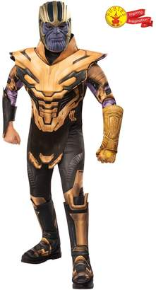 Rubie's Costume Co Girls Avengers End Game Deluxe Thanos Fancy Dress Costume - Green