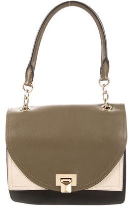 Max Mara MaxMara Leather Shoulder Bag