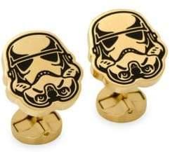 Cufflinks Inc. Cufflinks, Inc. Stormtrooper Stainless Steel Cufflinks