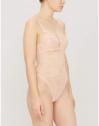 Agent Provocateur Hinda lace body
