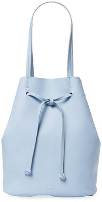 Steven Alan Dylan Drawstring Leather Bucket Bag