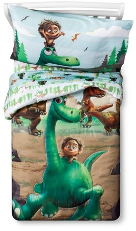 Disney Disney The Good Dinosaur® Green & Brown Bedding Set (Toddler) 4pc