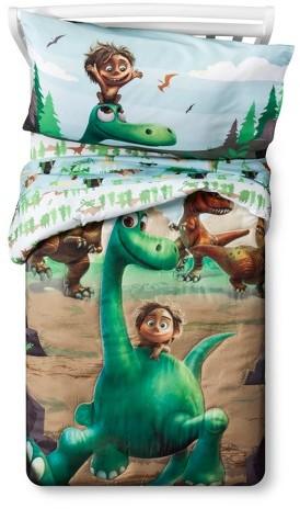 DisneyDisney The Good Dinosaur® Green & Brown Bedding Set (Toddler) 4pc