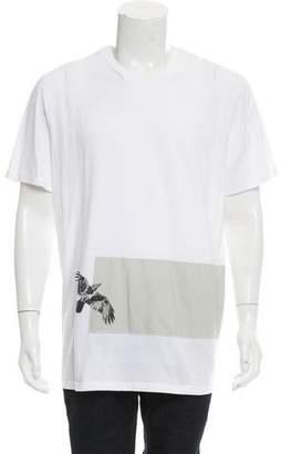 Lanvin Graphic Print Crew Neck T-Shirt w/ Tags