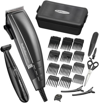 Babyliss For Men For Men 22 Piece Home Hair Cutting Kit