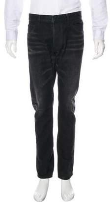 Balmain Five-Pocket Slim Jeans