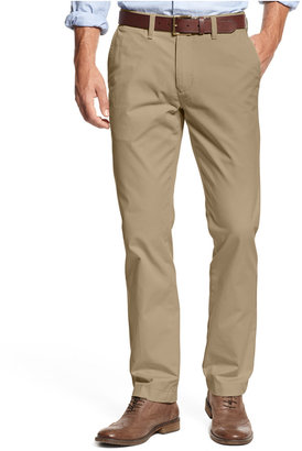 Tommy Hilfiger Big & Tall Men's Chino Pants $69.50 thestylecure.com