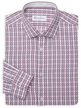 Robert Graham Karl Checkered Dress Shirt