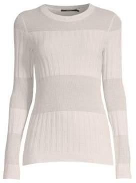 J Brand Andrea Slim-Fit Knit Sweater