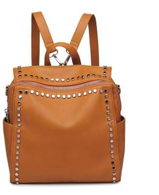 Urban Expressions Vegan Studded Backpack