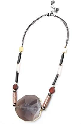 Nakamol CHICAGO Chunky Stone Necklace