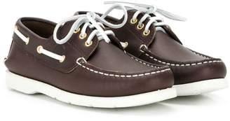 Gallucci Kids deck shoes
