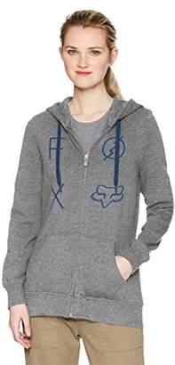 Fox Junior's STAGED Zip Hoody Sweatshirt
