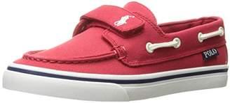Polo Ralph Lauren Boys' Batten EZ Boat Shoe 6 M US Toddler
