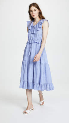 Nell Birds of Paradis Dress