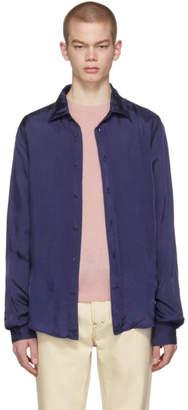 Acne Studios Bla Konst Blue Laure Shirt