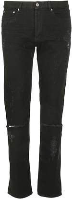 Givenchy Distressed Rico Slim Jeans